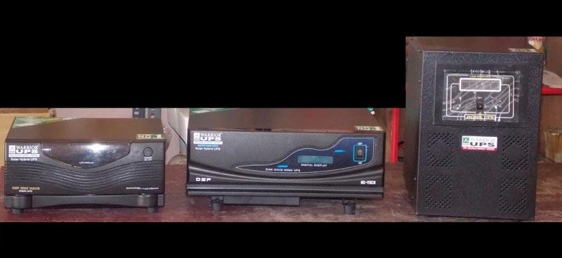 Solar Hybrid UPS