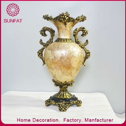 Modern Luxury Wholesale Home Decor Items Flower Vase Manufacturer