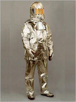 Fire Proximity Suits