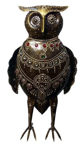 Indian Handicrafts Company Owl Metal Manufacturer Manufacturer