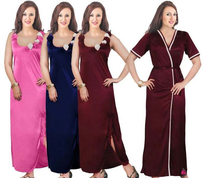 Ladies Designer Nighties Manufacturer in Hyderabad Telangana India ... bff845665