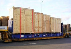 Services - Bulk Cargo Transportation from Pune Maharashtra
