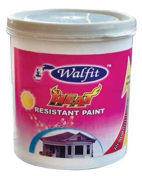 Heat Resistant Paint (32091010)