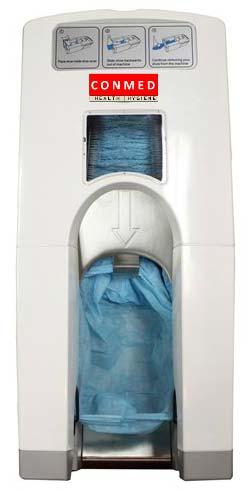 Automatic Shoe Cover Dispensers (CD-OTO-702)