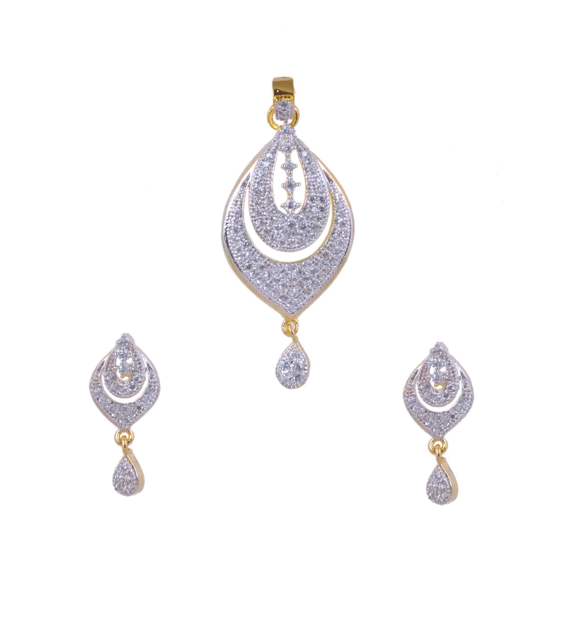with women earrings for product set diamond jewellery peacock flanoy one american plated gram necklace girls gold and earings untitled design