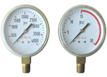 Gauges & Thermometers, Actuators