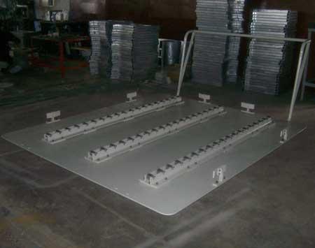 Steel Trolley - Svt-st-001 (Steel Trolley (SVT -)