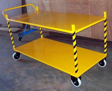 Steel Trolley (svt - St - 005) (Steel Trolley (SVT -)