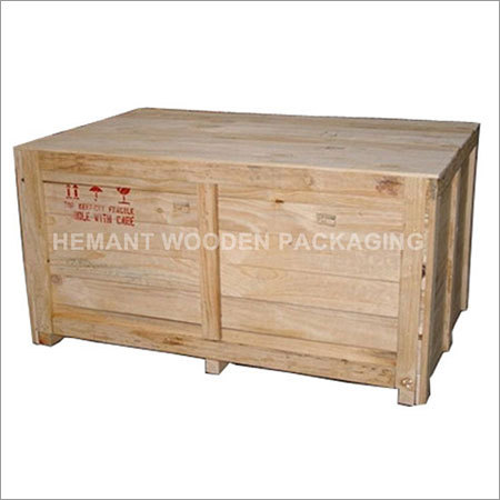 Buy Heavy Duty Packaging Box From Hemant Wooden Packaging Mumbai