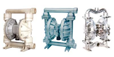 Air Operated Double Diaphragm Pumps (Air Operated Double )