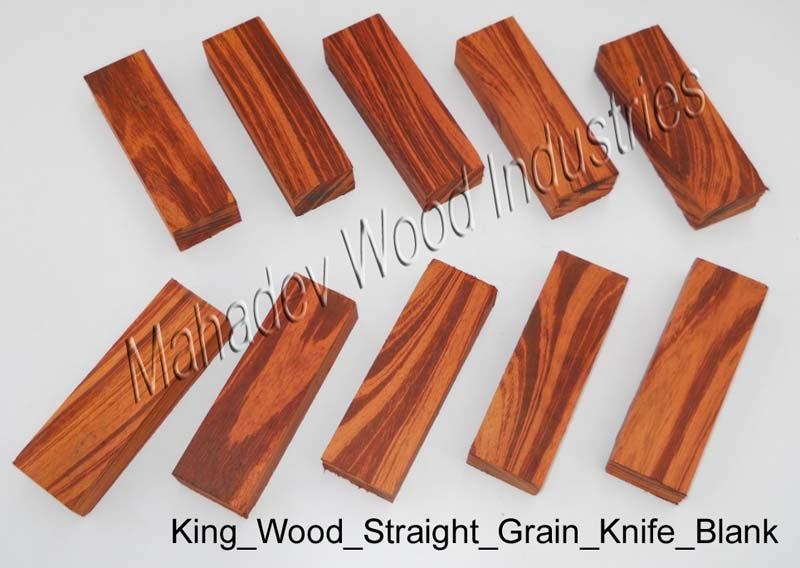 King Wood Knife Block (MWI)