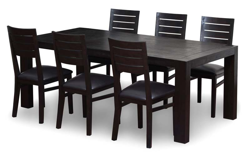 Wooden dining table manufacturer from
