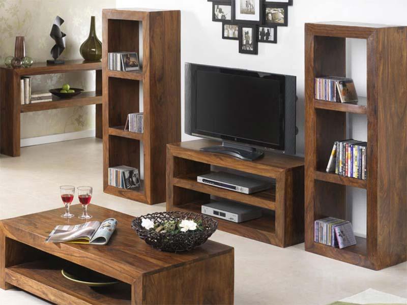 Bon Wooden TV Cabinet