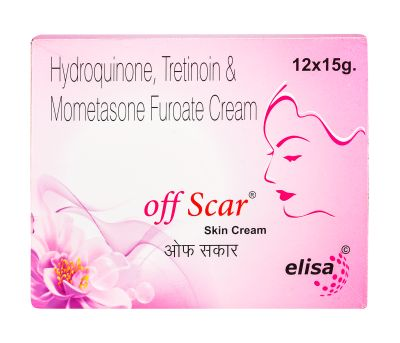 Off Scar Skin Cream Manufacturer In Delhi India By Calyx Biotech