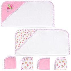 Baby Hooded Towel Set