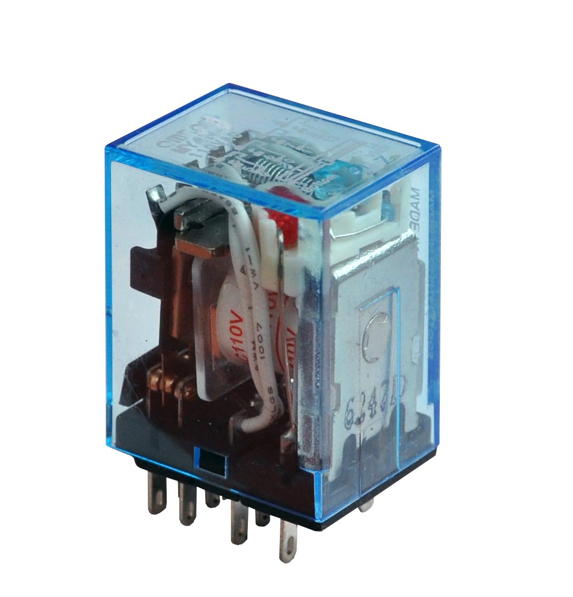 Ac220v Relay Omron My4nj Manufacturer From Ningbo Current Hrp18