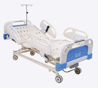 ICU ELECTRIC BED  (ABS Panels & ABS Side Railings) (USI - 993)