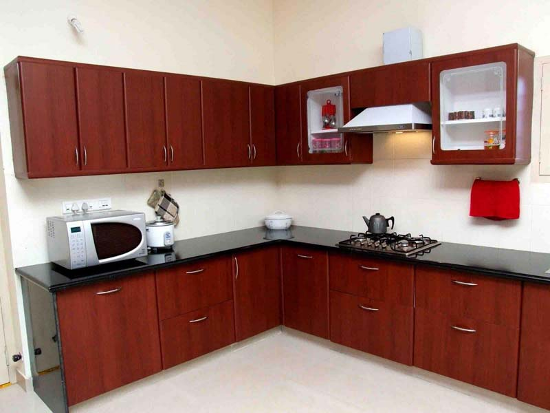 HPL Kitchen Cabinets