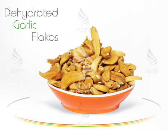 Dehydrated Garlic Flakes/ Cloves