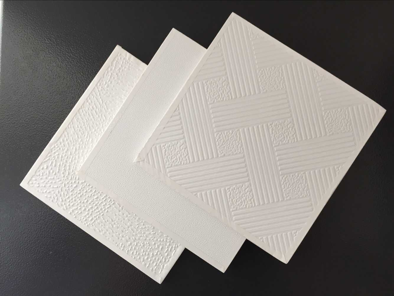 Pvc gypsum board acoustical board manufacturer in china by Gypsum board images