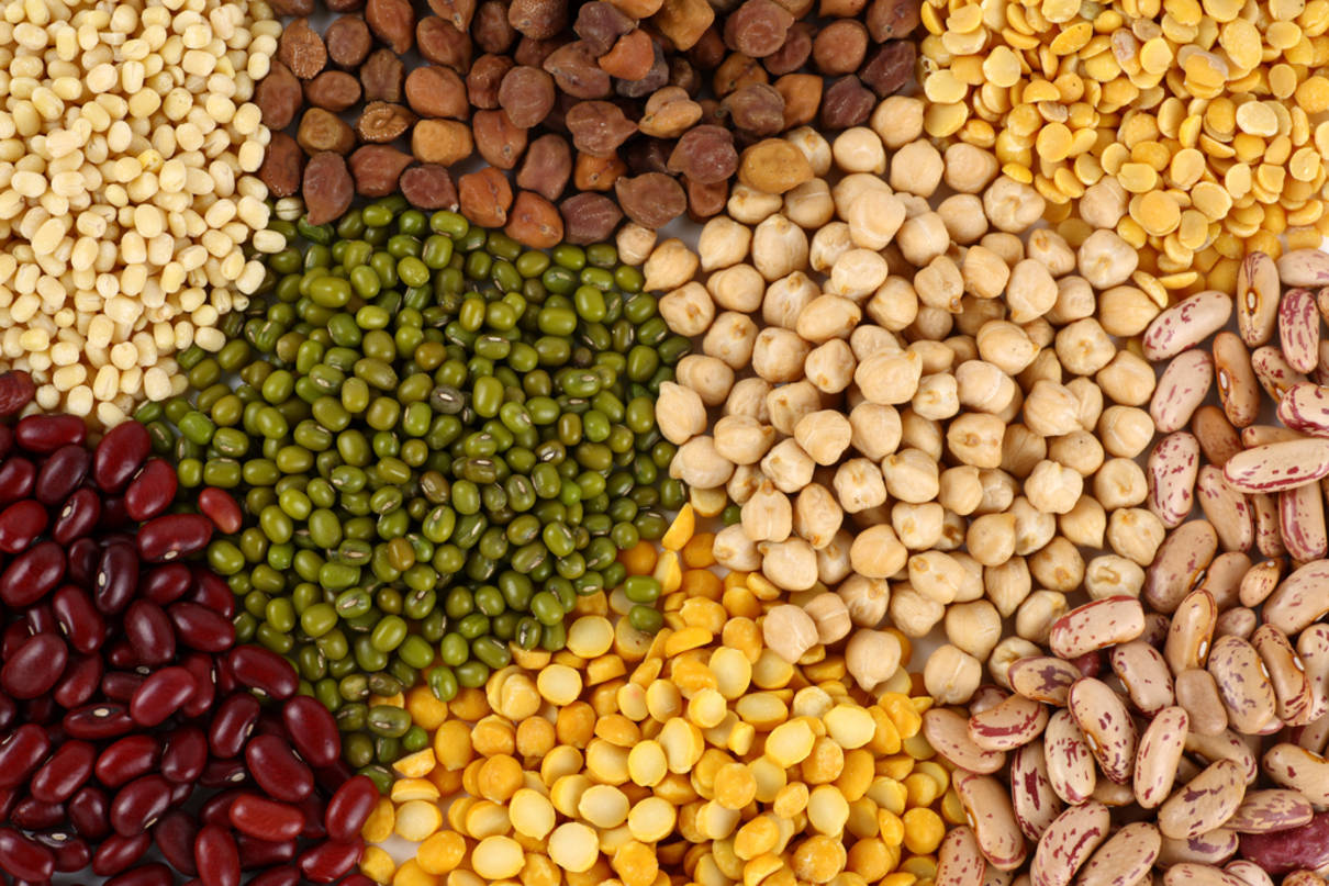 Import of Pulses falls by 1million tonnes in last fiscal year