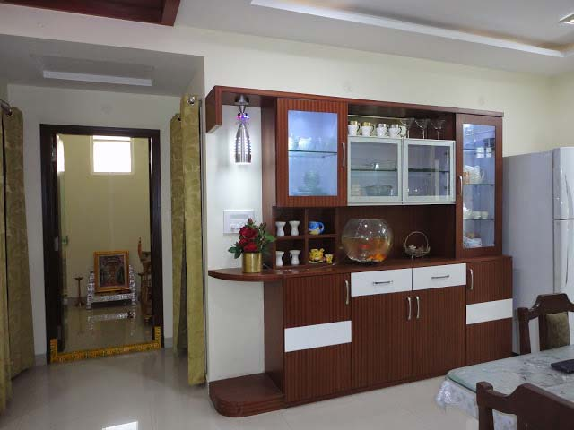 Wooden Crockery Units Manufacturer In Ghaziabad Uttar