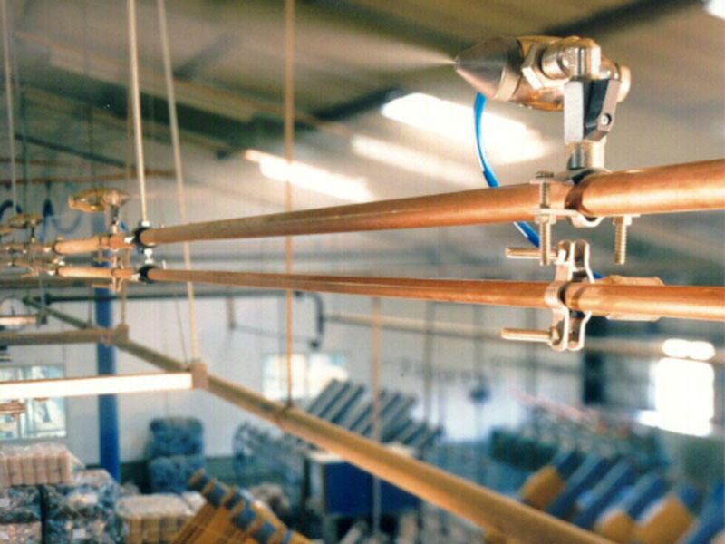 textile humidification system Manufacturer in Karnataka