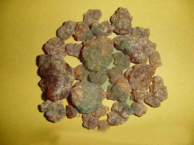 COMMIPHORA MYRRHA (gum myrrh)