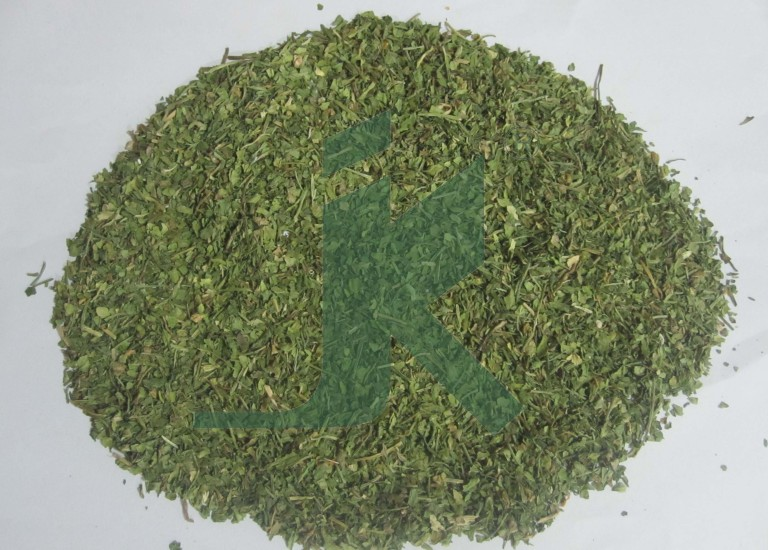 PETROSELINUM SATIVUM (parsley leaves)