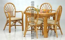 b65dbe0f21c2 Bamboo Dining Table Set Manufacturer in Guwahati Assam India by ...