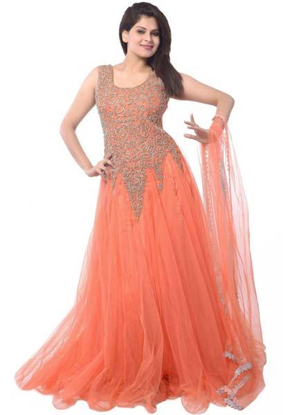 Ladies Designer Gown Wholesale Suppliers in Surat Gujarat India by ...