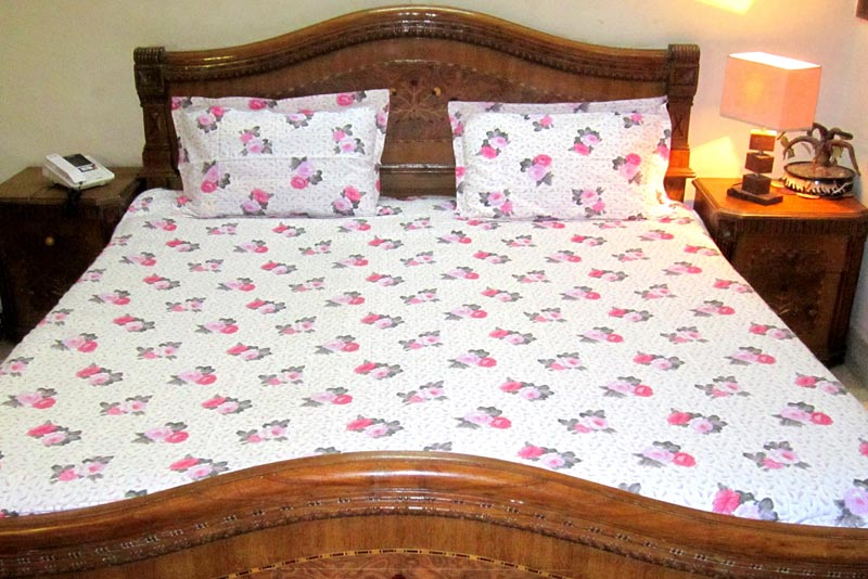 Marvelous Cotton Printed Bedsheets