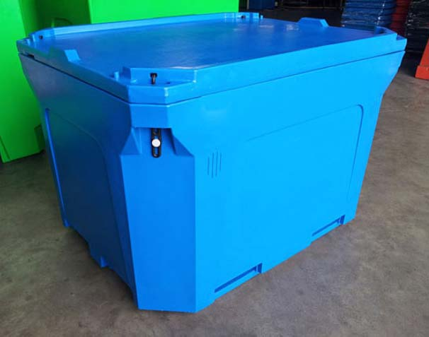 Buy Seafood Processing Insulated Plastic Container From