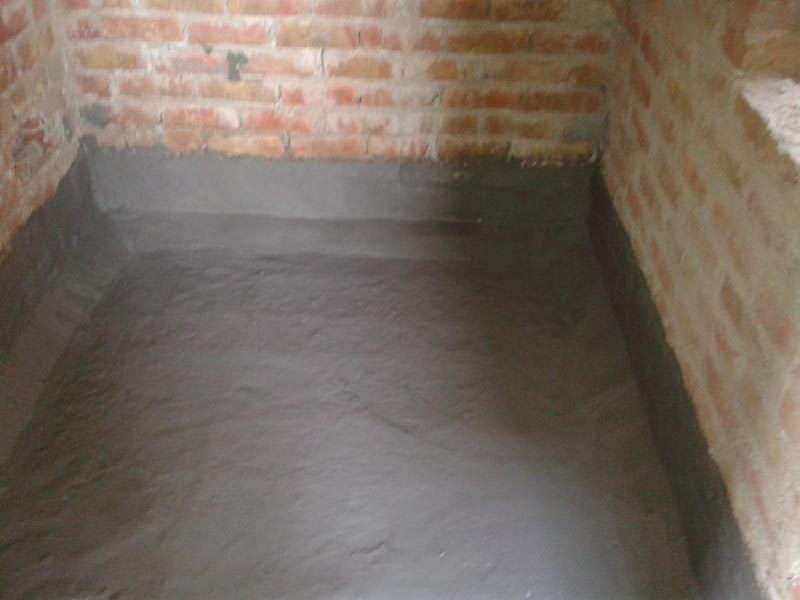 Services Bathroom Waterproofing Services In Offered By Green Leaf Corporation India Id 1556038
