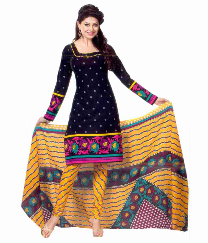 e29f2c0206 Printed Dress Material Manufacturer in Maharashtra India by A M ...