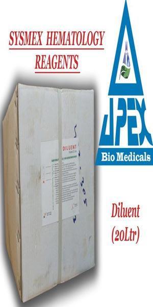 Laboratory Sysmex Hematology Reagents