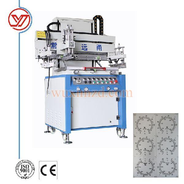 Semi Automatic silk screen machine