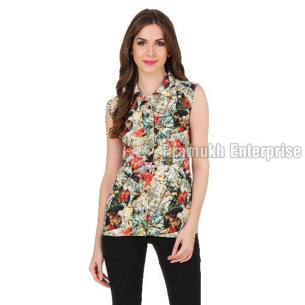 5e103f329a060 Ladies Shirts Manufacturer in Surat Gujarat India by Pramukh ...