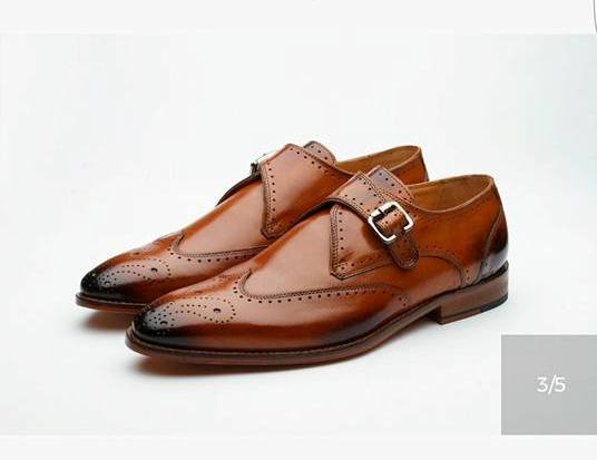 Mens Leather Shoes (98)