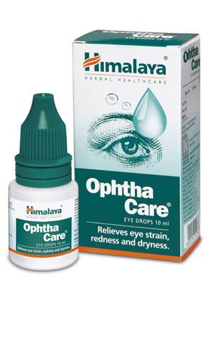 Herbal Eye Drops
