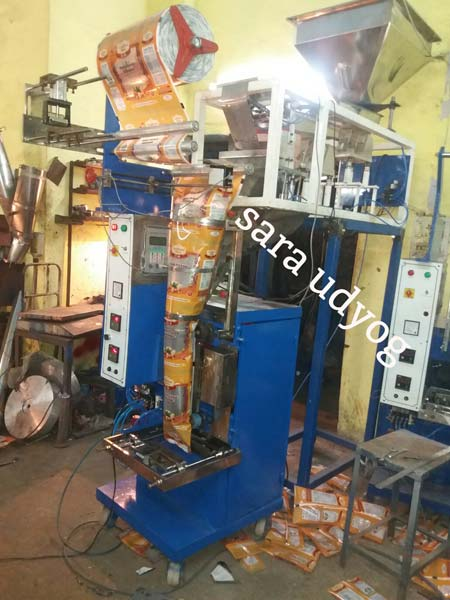 Automatic Chips Packing Machine