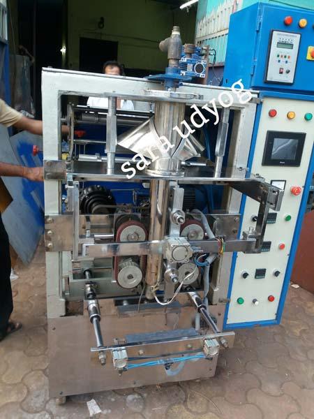 Pneumatic Collar Type Packing Machine