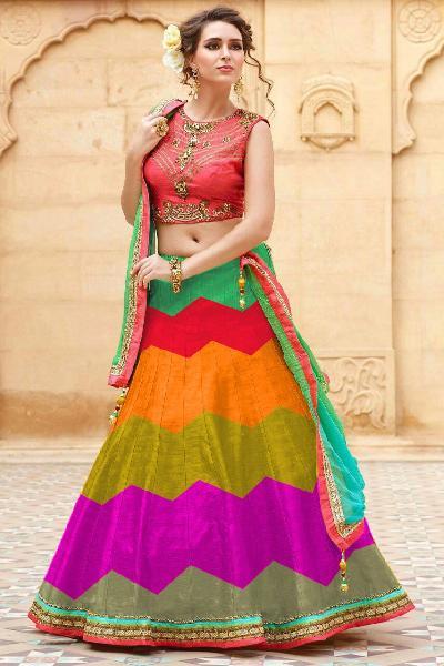 acce0523a3 Surat lehenga choli Manufacturer in Surat Gujarat India by Sareeka ...