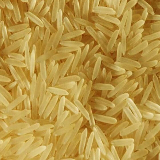 1121 Basmati Golden Sella Rice