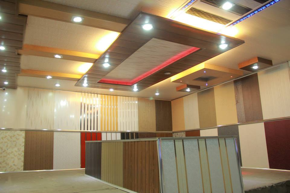 Pvc Wall Design Images : Buy pvc panel from designer wall ceiling panels india