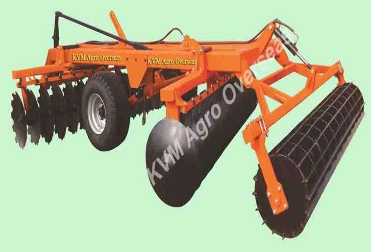 Hydraulic Harrows