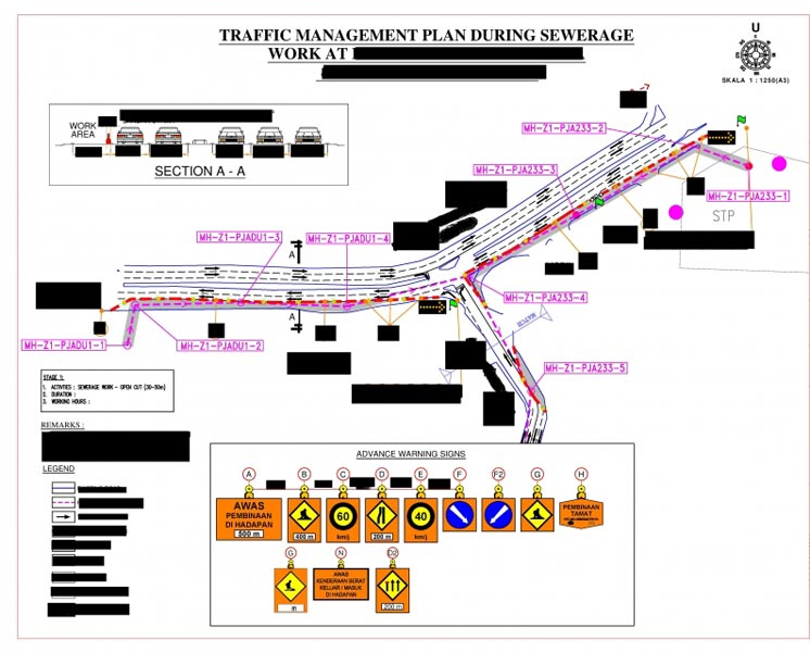 Services Traffic Management Plan Tmp In Kuala Lumpur Offered By Muhibah Konsortium Holdings