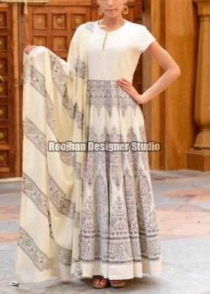70dcd4e71d Anarkali Cotton Suits Manufacturer in Chandigarh Chandigarh India by ...