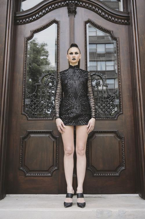 DOROTHY mini dress