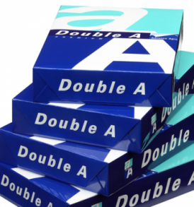 Double a A4 Copier Paper( 80gsm, 75gsm, 70gsm) Manufacturer in